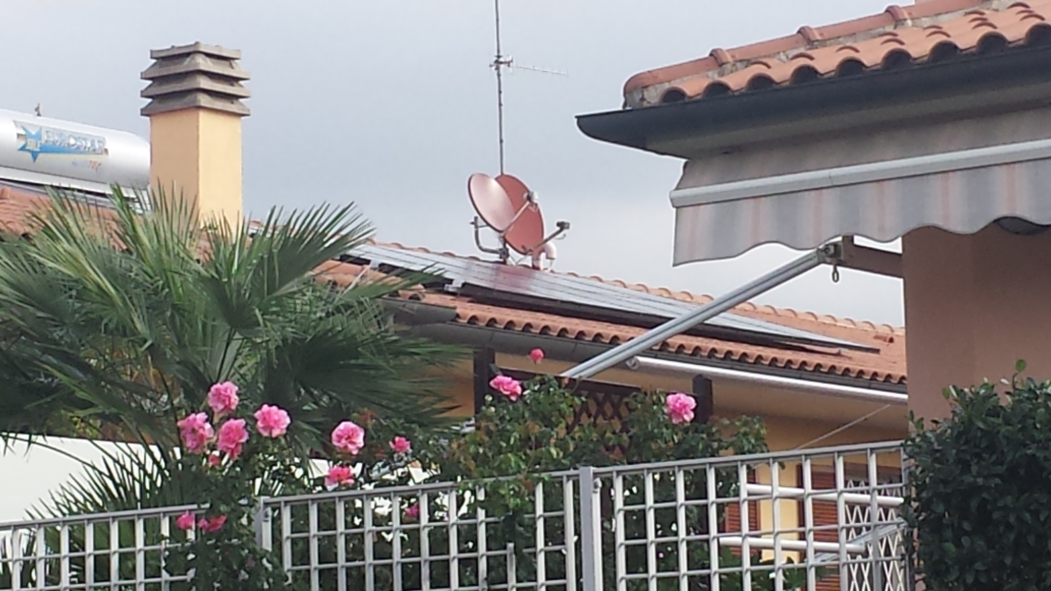 Impianto Fotovoltaico in Scambio Sul posto Lightland SunPower, Follonica, Grosseto,